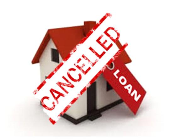 Pembeli Membatalkan Pembelian Rumah